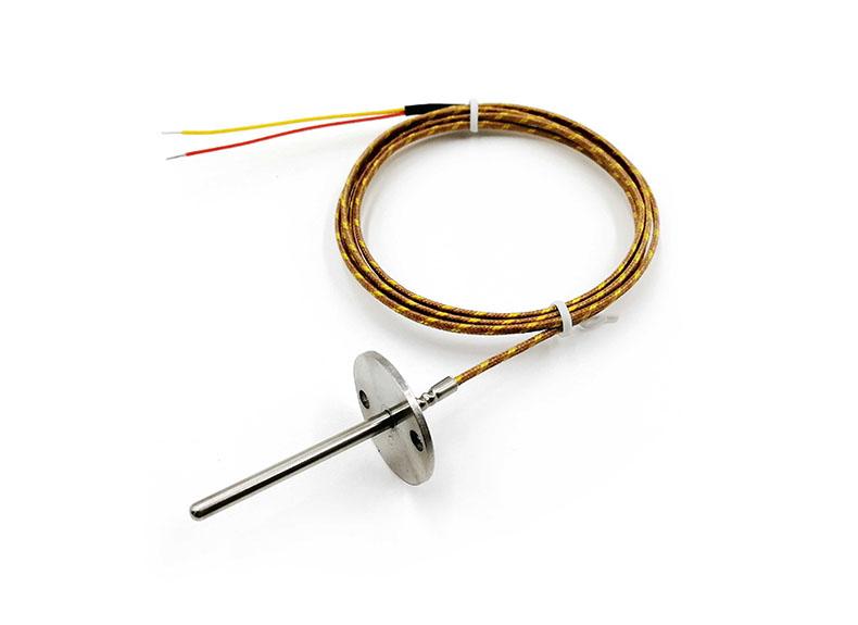 Thermocouple Sensor with Mounting Bracket