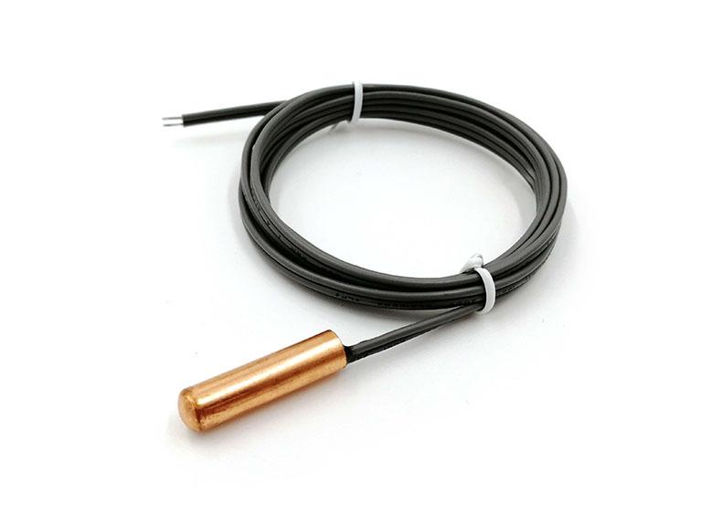 Copper Casing NTC Temperature Sensor