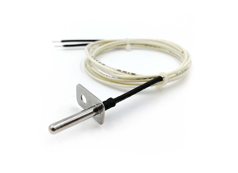 Flange ntc temperature sensor for oven